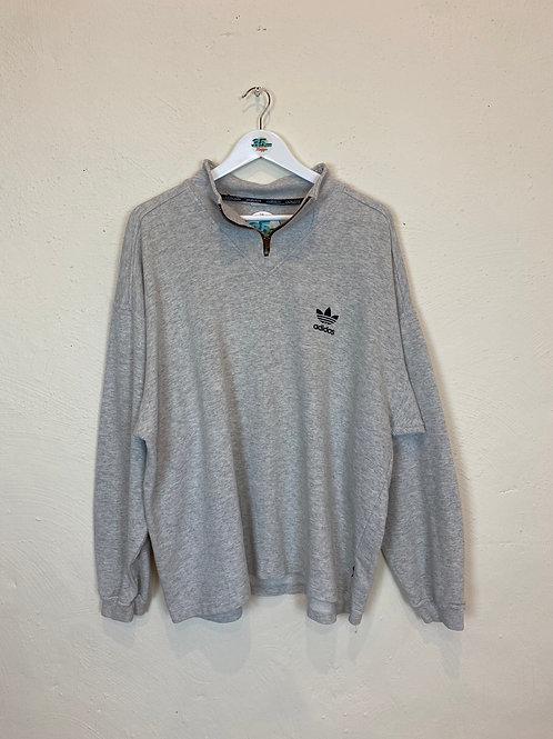 Adidas 1/4 Zip (XL)