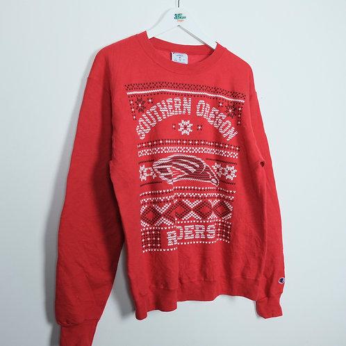 Champion Southern Oregon Raiders Sweater (M)