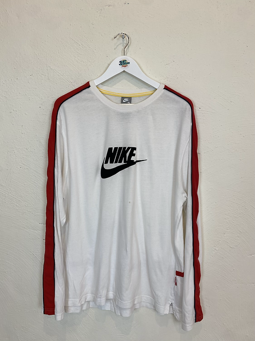 Red Nike Long Sleeve (XL)