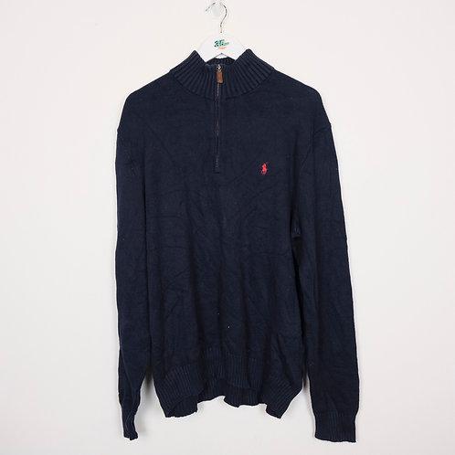 Ralph Lauren 1/4 Zip Sweater (XL)
