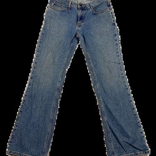Flared Carhartt Denim Jeans (2X30)