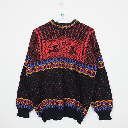 Vintage Dale of Norway Wool Jumper (XL)