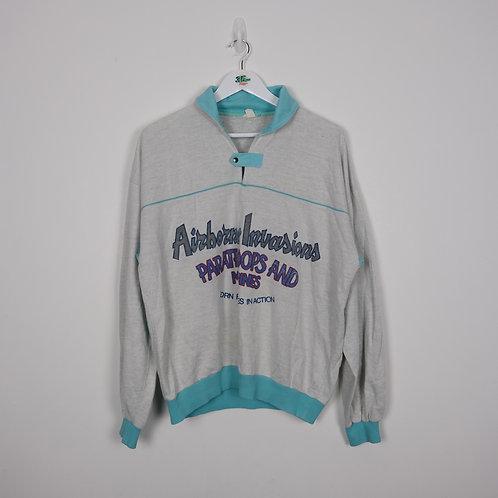 80's Graphic Sweater (S)