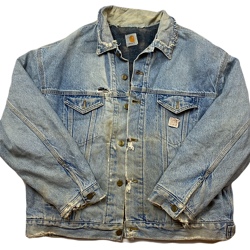 Carhartt Denim Jacket (XL)