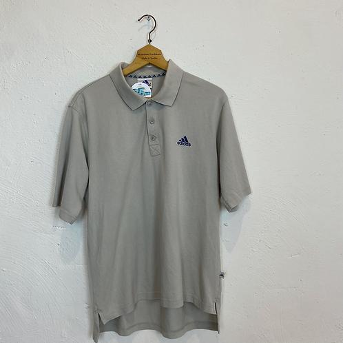 Vintage Adidas Polo T-shirt (M)
