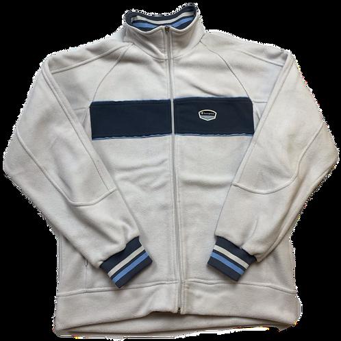 White Champion Fleece (M)