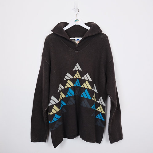 90's Adidas Heavy Sweater (L)