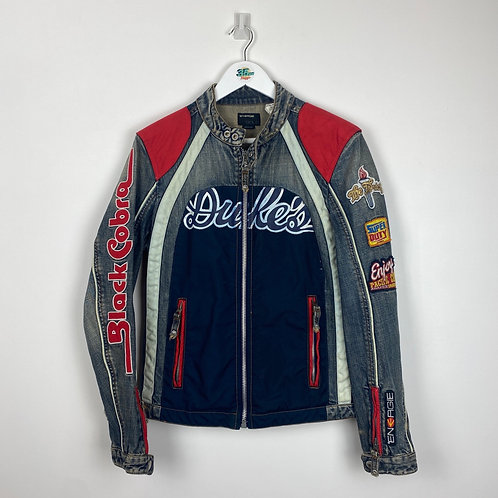 90's Energie Denim Jacket (XS)