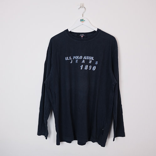 Vintage Polo Assn Long Sleeve Tee (XL)