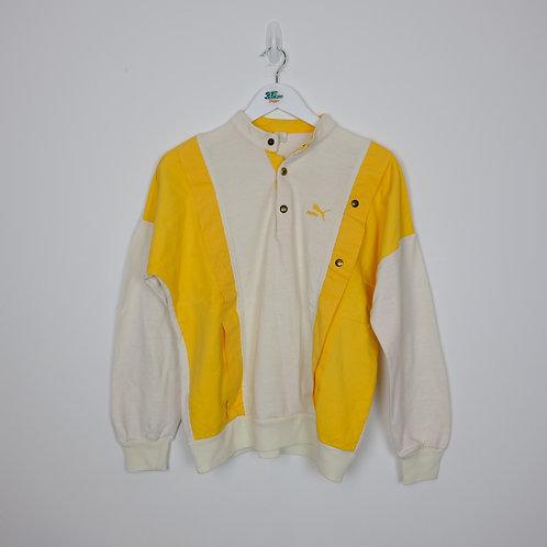 80's Puma Sweater (XS)
