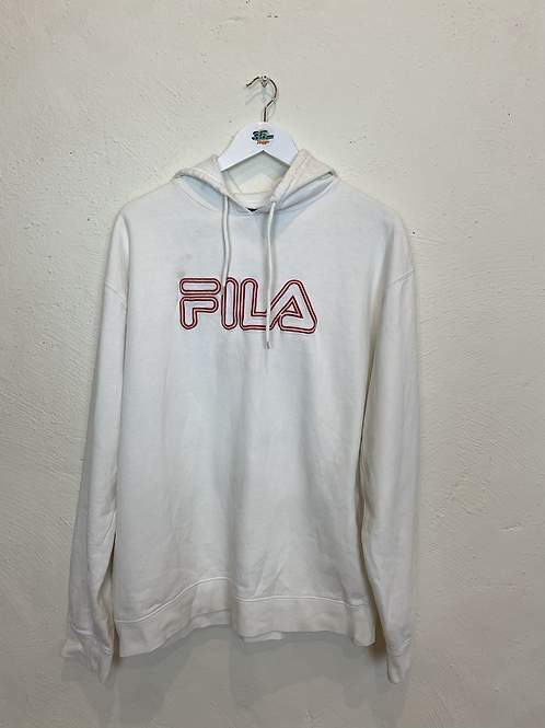 Fila Spell Out Hoodie (XXL)