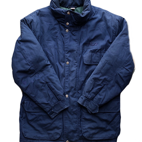 Vintage Fila Magic Lines Jacket L