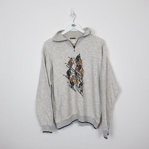 80's Emporio Armani Sweater (M)