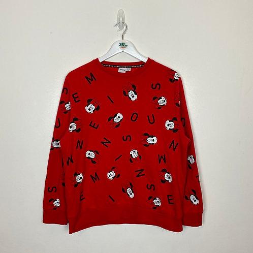 Minnie Mouse Sweatshirt (L)