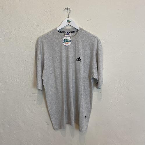 Grey Adidas T-Shirt (L)