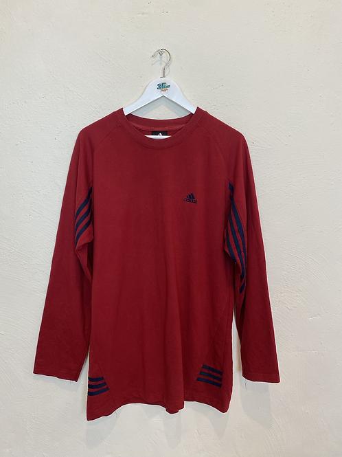 Vintage Adidas Long Sleeve Tee (XL)