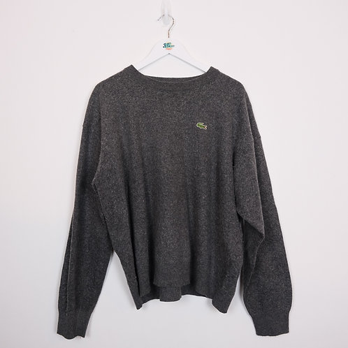 Lacoste Grey Knit (M)