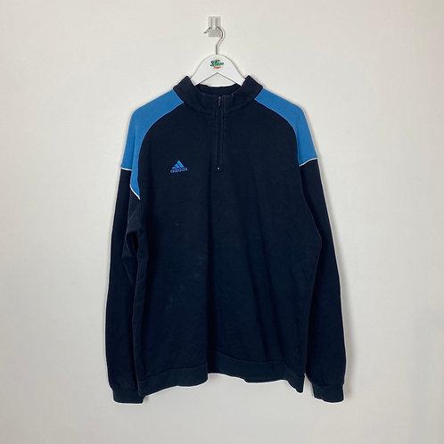 Adidas 1/4 Zip Sweater (XL)