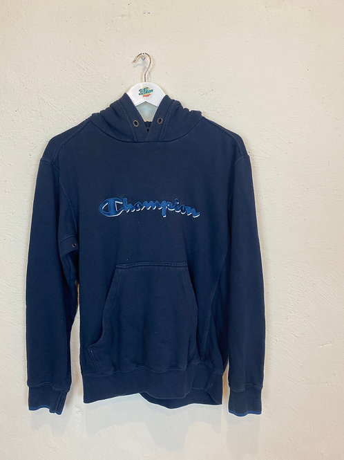 Embroidered Champion Hoodie (M)
