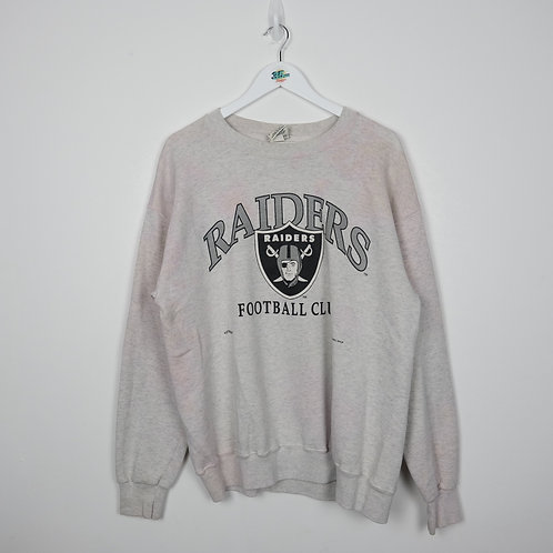 1993 Nutmeg Raiders Sweater (XL)