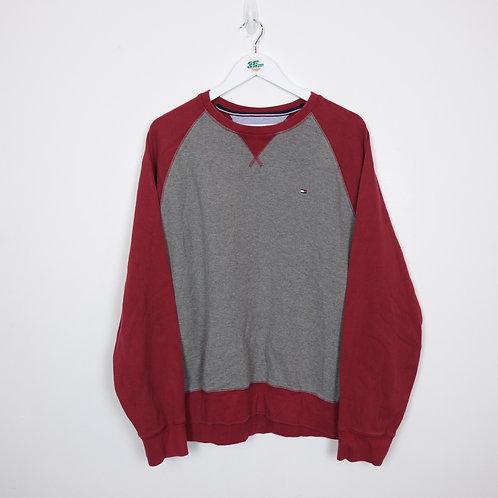 Vintage Tommy Hilfiger Sweater (XL)