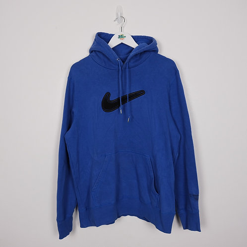 00's Nike Swoosh Hoodie (L)