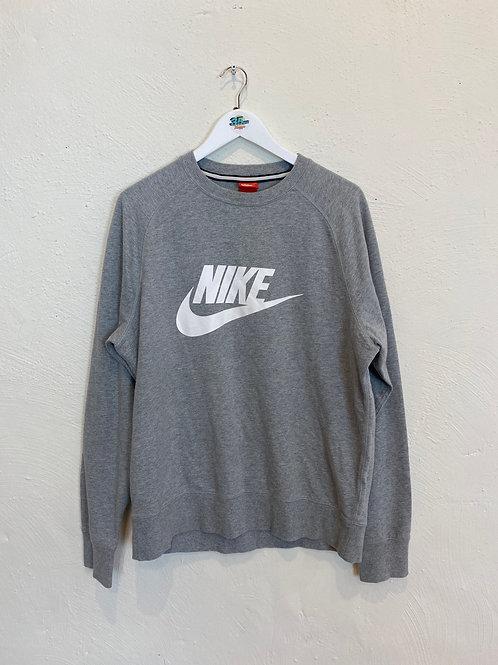 Grey Nike Sweater (L)