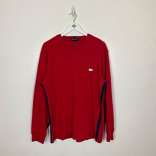 Vintage Nautical Sweatshirt (L)