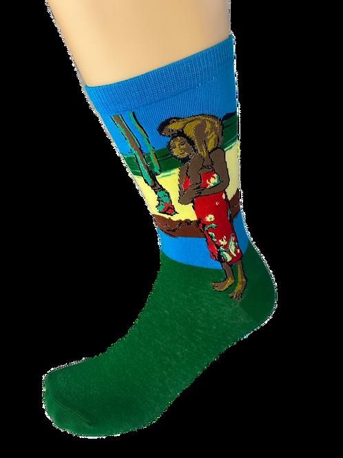 Woman & Child Socks