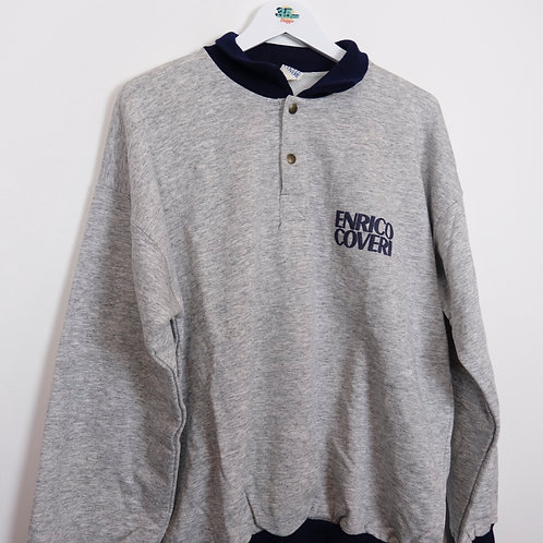 Vintage Enrico Coveri Sweatshirt (L)