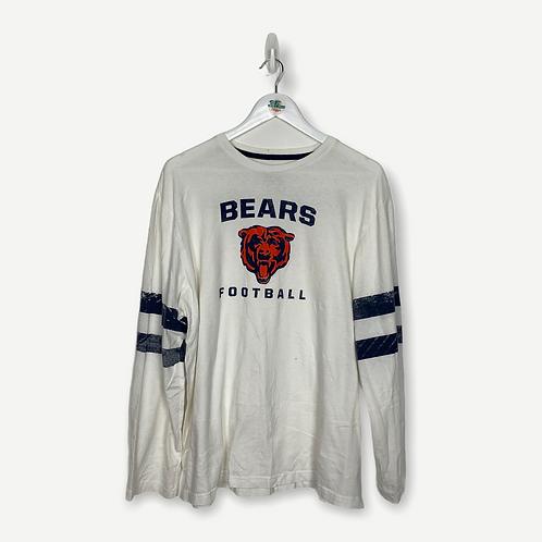 Bears Football LS Tee (XL)