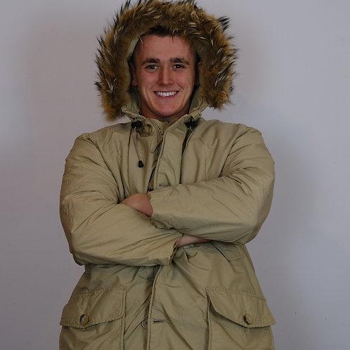 Vintage Puffer Jacket (L)