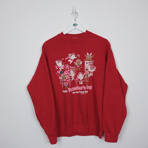 Valentines Day Sweater (M)