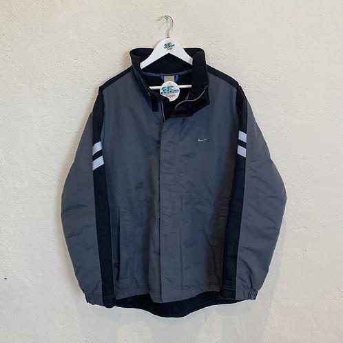 00's Nike Fleece Lined Jacket (L)