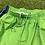Thumbnail: Green Nike Sports Shorts (XS)