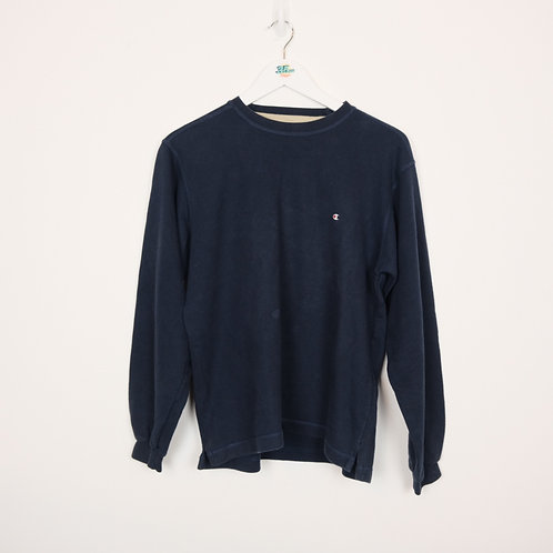 Champion Essential Navy Sweater (S)