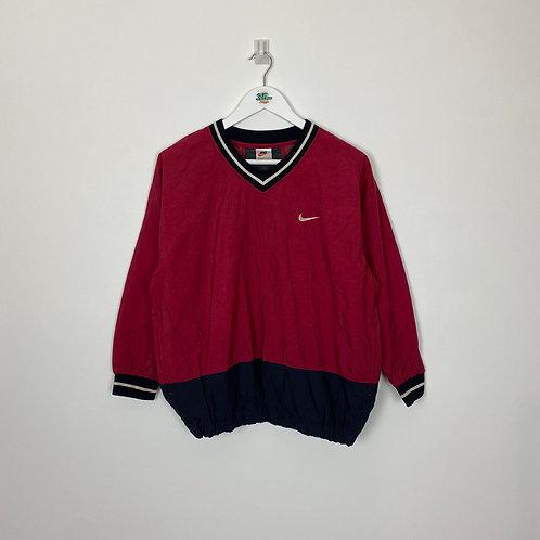Nike Pull Over Jacket (Kids Medium)
