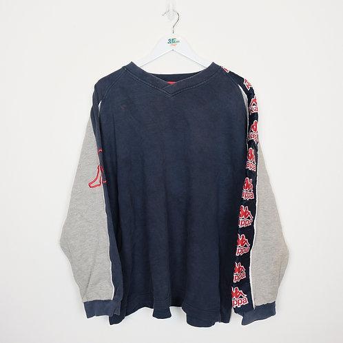 Vintage Kappa Sweatshirt (XL)