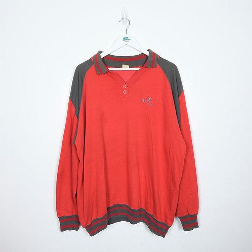 Champion Collared Sweater (XL)
