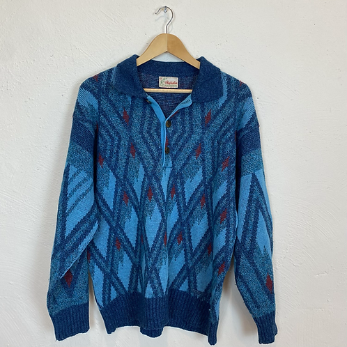 Crazy Australian Knit (L)