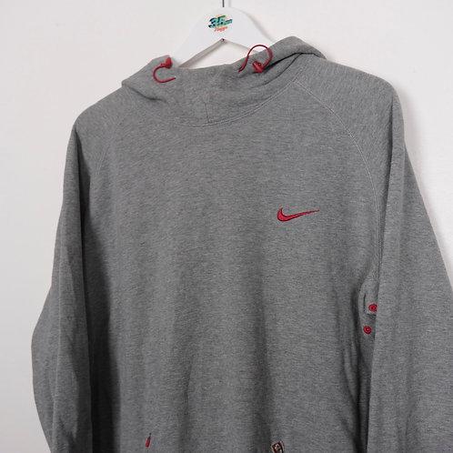 Nike Grey Hoodie (L)