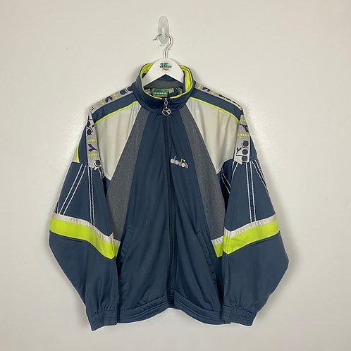 Vintage Diadora Track Jacket (M)