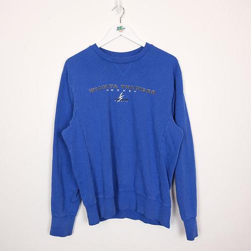 Vintage Nike Wichita Thunder Hockey Sweater (S)