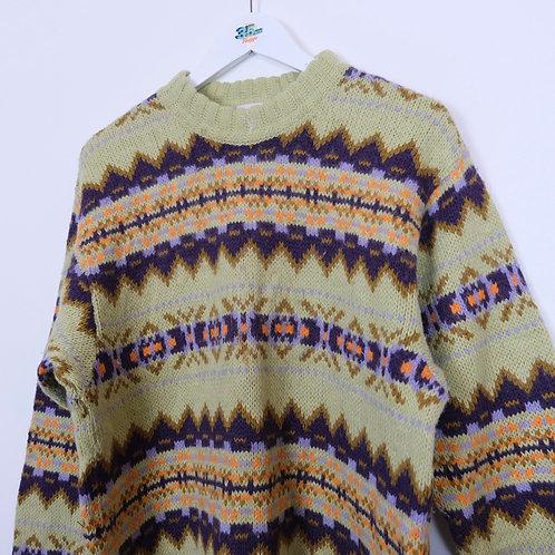 Vintage Fox Hound Knit (M)