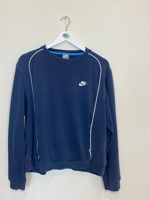 Embroidered Nike Crew Neck