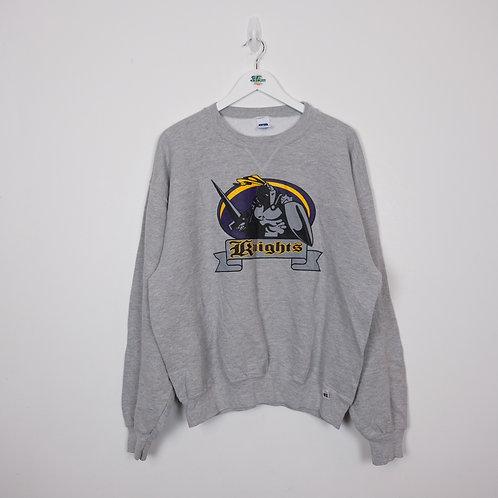 Vintage Knights Sweater (L)