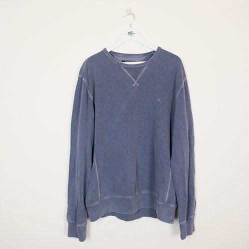 Tommy Hilfiger Acid Wash Sweater (XL)