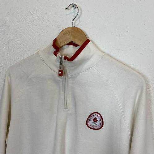 Vintage Olympics Canada Fleece (L)