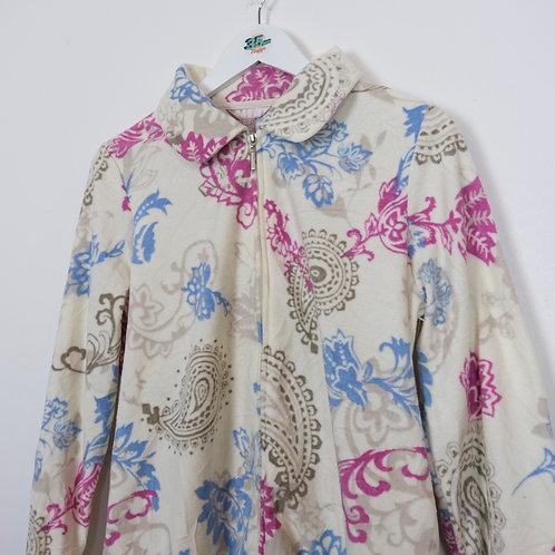 Vintage White Stag Fleece (S)
