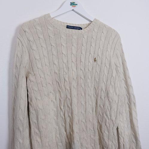 Vintage Ralph Lauren Knit (XL Ladies)